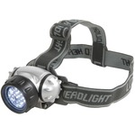 A lightweight, hands free light ideal for a wide range of outdoor activities and indoor uses.